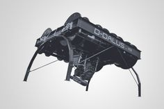 The D-Dalus is a new kind of aircraft propulsion system that defies traditional thinking. They showed off a new type of hovercraft at the Paris Air Show. Platform As A Service, Innovation, Engineering Firms, Welcome To The Future, Science Articles, Future Trends, Electric Power, Cool Tech, Air Show