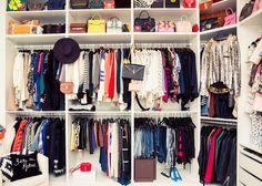 O closet da bloqueira e fashionista Sofie Valkers