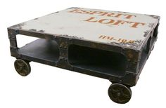 Stolik loft od Gagalu (494809) - MyBaze.com: