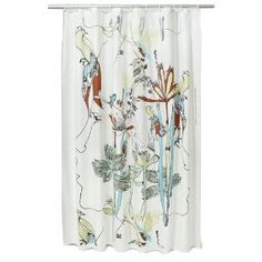 Marimekko shower curtain, I need this!