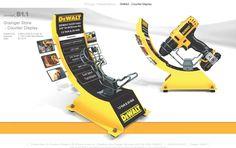 Point of Purchase Design   POP Design   DIY POP   by Steven Kunz at Coroflot.com