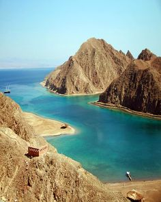Fjord Taba, Egypt