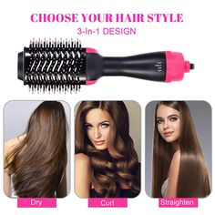 Ceramic Corn Roller Magic Hair Straightener Wand & Hair Curler 2 in 1 Style Straightening Flat Iron Hot Comb Straightener – The Product Guru – Your Best Product Suggestion Platform