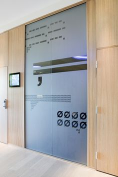 Los bosques noruegos inspiran al estudio londinense Haptic en el diseño del Quality Expo Hotel de Oslo. - diariodesign.com
