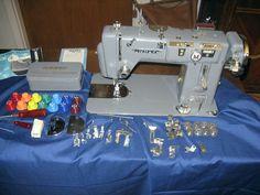Morse Foto Matic Sewing Machine 1956 Cams Feet Manual Solid Metal Model TZ 5 | eBay