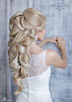 21 Eye-Catching Wedding Hairstyles - MODwedding