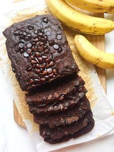 Banana Recipes Clean Eating, Ripe Banana Recipes Healthy, Healthy Cake, Healthy Sweets, Healthy Dessert Recipes, Delicious Desserts, Vegan Recipes, Skinny Recipes, Vegan Desserts