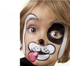 Parenting - Child - 5 Easy Face Painting Designs for Kids