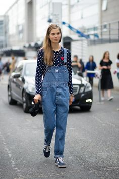 Caroline Brasch-Nielsen - Paris Fashion Week Street Style 1 - The Cut