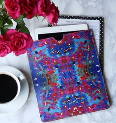 Coral Tablet Case: Evelle Home Season One