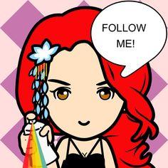 Follow me!!!!!
