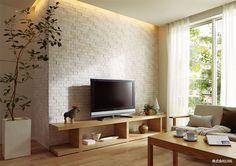 エコカラットGシリーズ Japanese Living Rooms, Interior Furniture, Home N Decor, Home And Living, Living Room Designs, Home Living Room, House Interior, Simple Room, Interior Wall Design