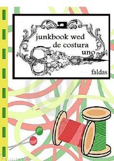 Junkbook wed de costura uno faldas
