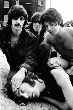 The Beatles © Don McCullin