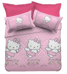 I want to win a Hello Kitty Angel's Wings bedspread from Metro's 55th Big Bash! #Metro55th www.facebook.com/metrosingapore