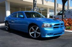 Dodge Charger Srt8 Super Bee Blue | Mitula Cars