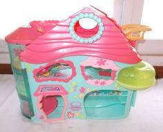 2005 Biggest Little Pet Shop Hasbro Play House Retired #Hasbro