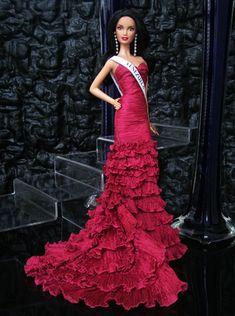 2008 Miss Venezuela  (Winner - Miss Beauty Doll 2008) (Special Award - Beauty of America)