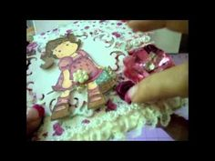 ▶ Magnolia Card - Tilda with the Butterfly Dress - YouTube