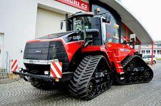 CASE IH 620 Quadtrac Case Ih Tractors, Big Tractors, International Tractors, International Harvester, James Ford, Caterpillar Equipment, New Tractor, Farm Toys, Engin