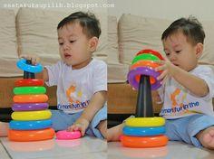 Adlil Rajiah: Aktiviti kanak-kanak yang murah & bagus untuk perk...