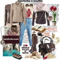 """I love.. :)"" by ana2cats on Polyvore"