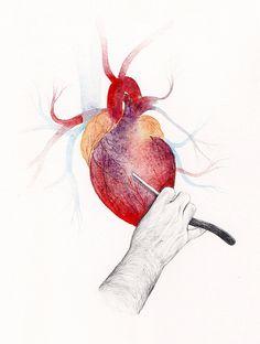 Heart.  Arianna Floris
