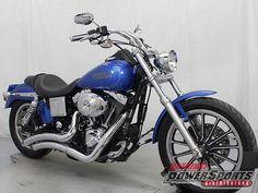 Harley-Davidson : Dyna 2004 HARLEY DAVIDSON FXDLI DYNA LOW RIDER FXDL
