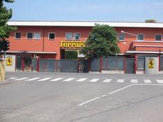 Maranello Italy, home of Ferrari