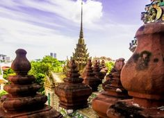 Bangkok, la ville des anges