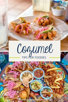 Mexico Yucatan, Best Mexican Restaurants, Sweet Dough, Mexican Food Recipes, Ethnic Recipes, Homemade Pasta, Fish Tacos, Cozumel, Viajes
