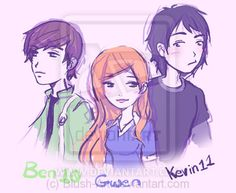 Ben 10 alien force. This is beautiful. There seems to be no fandom so this is beautiful.