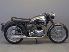 1955 Norton Dominator 600
