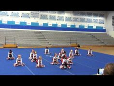 North Raleigh Bulldogs Tiny-Mite Cheer Dress Rehearsal 10.22.13 - YouTube Cheer Games, Rehearsal Dress, Bulldogs, Basketball Court, Youtube, Dresses, Vestidos, Dress, Youtubers