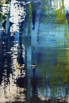 "Saatchi Online Artist: Koen Lybaert; Oil, 2013, Painting ""abstract N° 637"""