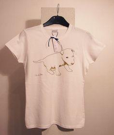 T-shirt  by, Viktoria Szunyoghy