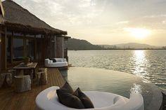 Resort dreaming ... Song Saa, Cambodia.