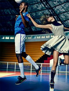 Isabeli Fontana for Harper's Bazaar Brazil by Fabio Bartelt