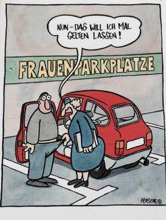 # Frauen-Parkplatz #
