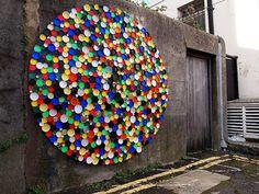 Zuid-Afrikaanse street art