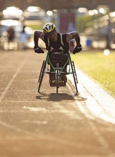 Ohio approves wheelchair events for track and field
