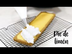 YouTube Summer Recipes, Fondant, The Creator, Lemon, Pie, Formulas, Summer Food, Baking, Cheesecakes