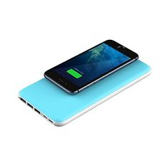 Introducing PowerLocus Portable Power Bank Type A 3 Output USBCType C 3 Input USB ports 20000mAh High Capacity Lithium Polymer Battery Ultra Slim High Speed External Power Charger for Smart Phones Blue. Great product and follow us for more updates!
