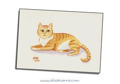 watercolor cats - Google Search