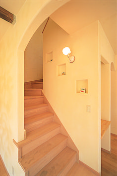 Home Decor Shelves, Japanese House, Hostel, Stairways, Home And Garden, Construction, Architecture, Interior, Room