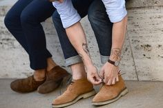 How To Wear Chukka Boots In Summer