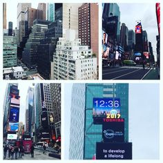 Made it to NYC. #picoftheday #nyc #timessquare