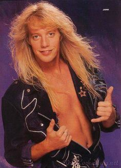 Jani Lane (born John Kennedy Oswald, later changed to John Patrick Oswald) (Warrant)01.02.1964-^0.08.2011