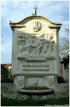Monument Aux Victimes des 18 ponts