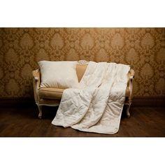 Comforter sheep wool all-season size, 172 cm/205 cm, upper material 100% cotton